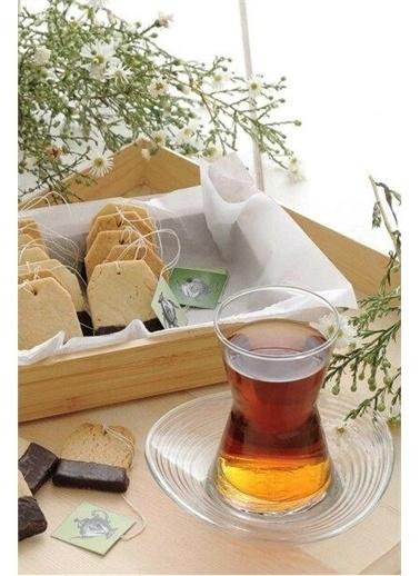 Lav Derin Çay Bardak - Çay Bardağı Yeni Model 12 Li Renkli